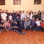 M!M tim na treningu u Rumuniji