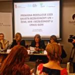 Žene, mir i bezbjednost u Crnoj Gori