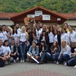 Mladiinfo Montenegro u Slovačkoj