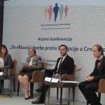 M!M na alumni konferenciji borba protiv korupcije