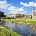 Postdiplomske stipendije na Kembridžu