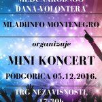 M!M organizuje koncert povodom Dana volonterizma