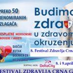 VIII FESTIVAL ZDRAVLJA – CRNA GORA