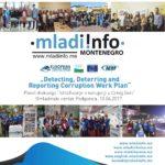"""Panel diskusija """"Istraživanje o korupciji u Crnoj Gori"""""""