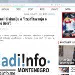 """M!M održao panel diskusiju o """"Izvještavanju o korupciju Crnoj Gori""""! – Kolektiv, 10.06.2017. godine"""