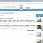 """Premijera predstave """"Pozdravi nekog"""" – Glavni grad Podgorica, 23.02.2017"""