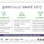 Green Alley nagrade za kreativne ideje u oblasti ekologije
