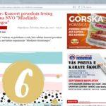 """""""Zahumlje: Koncertpovodomšestogrođendana NVO """"Mladiinfo Montenegro"""" """", Onogošt, 30. 03."""
