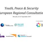 Promovisanje mira i bezbjednosti u Evropi