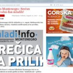 Mladiinfo Montenegro: Srećan Međunarodni dan mladih!
