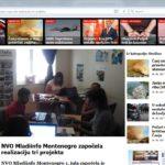 NVO Mladiinfo Montenegro započela realizaciju tri projekta