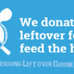 Potreban asistent Rescuing Leftover Cuisine organizaciji