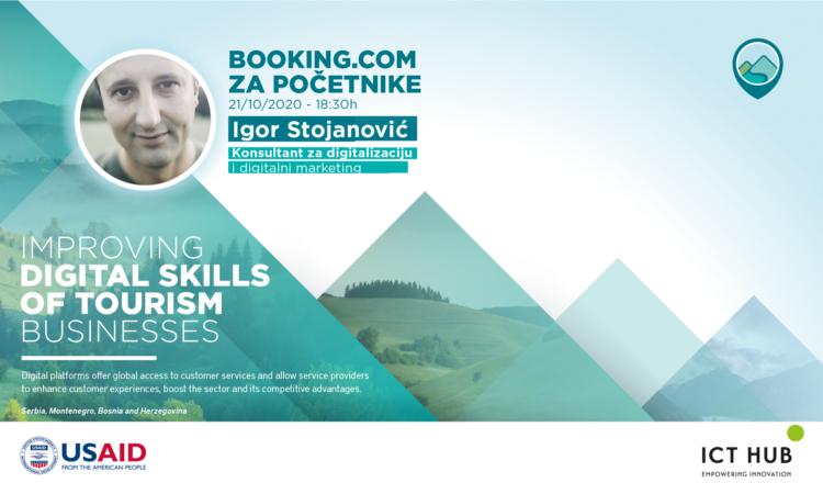 Booking.com za početnike