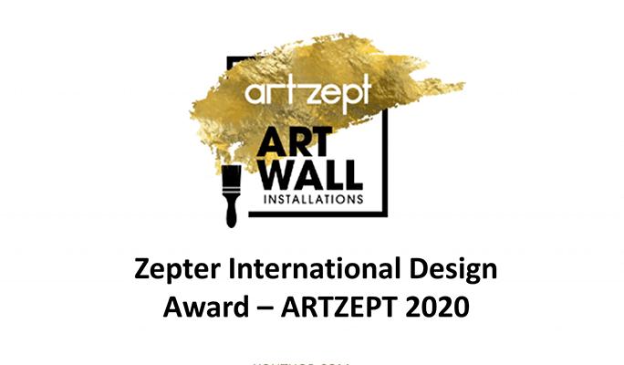 Zepter International Design Award – ARTZEPT 2020