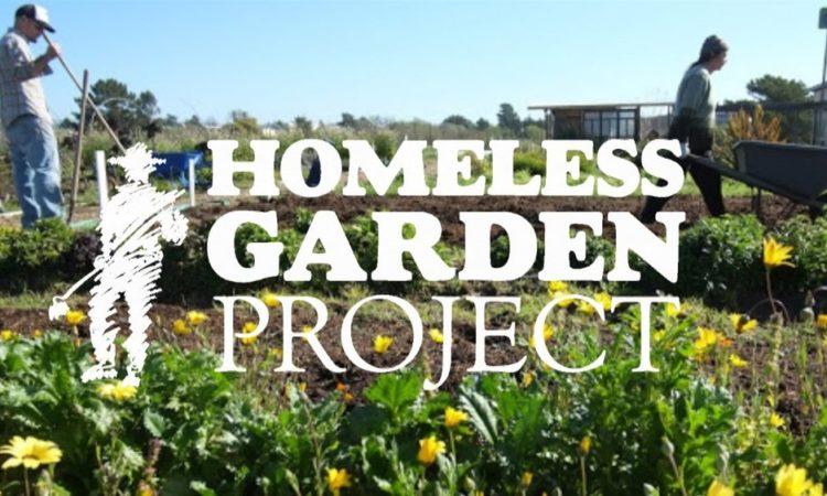 homeless garden project